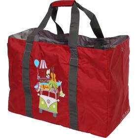 Elkline Kofferraum Shoulder Bag Chilipepperred